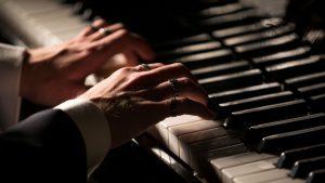 Victor Gashnikov's hands